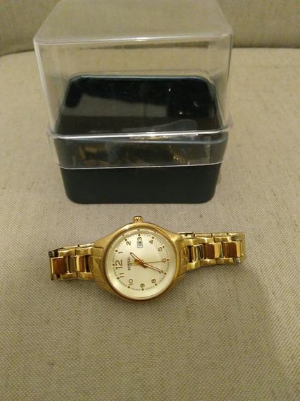 Relógio Feminino Fossil Original Dourado - De Pulso