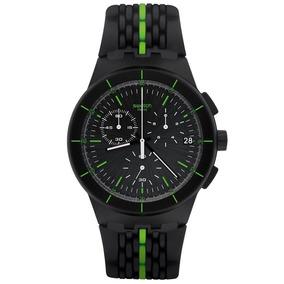 Relógio Swatch Laser Track Susb409