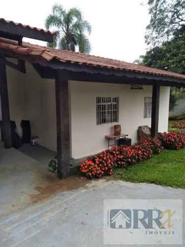 Chácara Para Venda Em Suzano, Chácaras Casemiro, 5 Dormitórios, 2 Suítes, 6 Banheiros, 10 Vagas - 278_2-1149742
