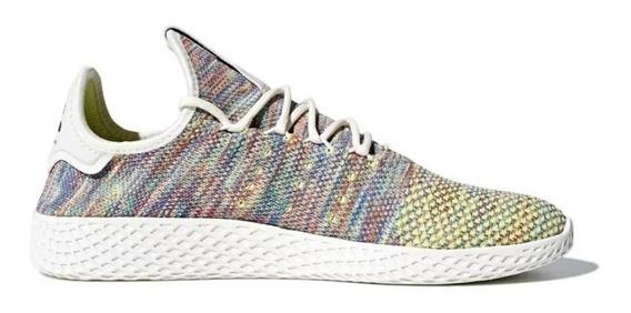 Tênis adidas Pw Hu Pk Pharrell Williams 42 Tag Br