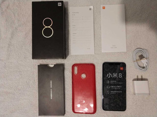 Xiaomi Mi 8 6/64 Venta O Cambio