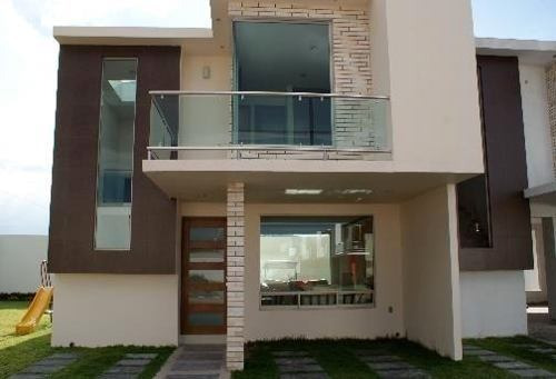 Casas 3 Recamaras, 122m2 De Terreno En Fracc Con Alberca