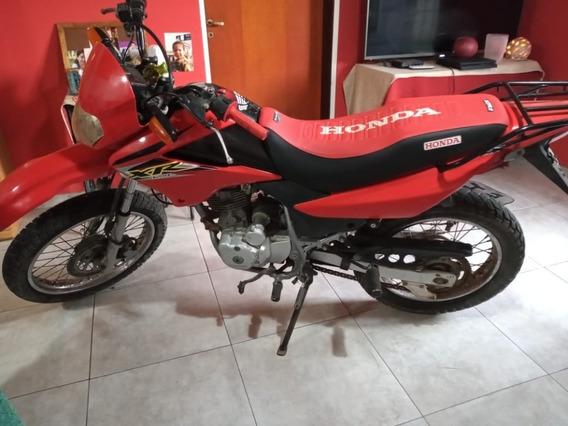 Honda Xr125l Impecable- Modelo 2.011- 14.000 Km