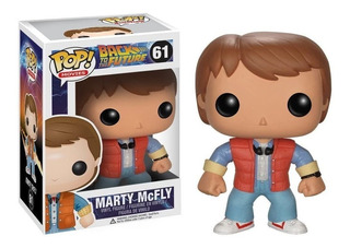 Funko Pop Marty Mc Fly 49 Volver Al Futuro Dia Del Niño