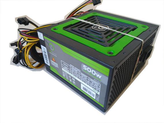 Fonte Atx 500w One Power