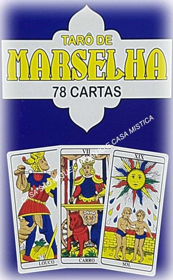 Tarot De Marselha 78 Cartas + Manual