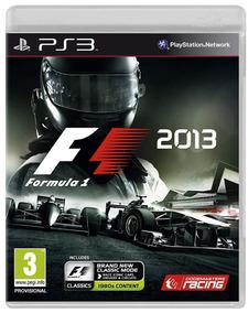 F1 2013 Ps3 | Mídia Fisica Original Playgorila