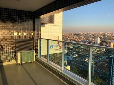 Apartamento Residencial Para Venda E Locação, Jardim Anália Franco, São Paulo. - Ap2320