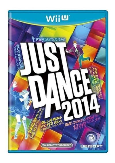 Just Dance 2014 Em Português / Wii U - Original E Lacrado!