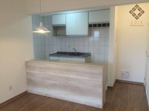 Imagem 1 de 30 de Apartamento Com 2 Dormitórios À Venda, 69 M² Por R$ 555.000,00 - Morumbi - São Paulo/sp - Ap55997