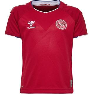 Camisa Hummel Dinamarca Away 18/19