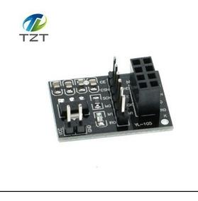 Soquete Adaptador Módulo De Placa Para 8pin Nrf24l01 S/fio