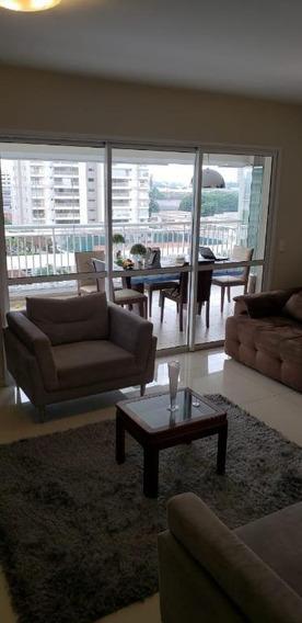 Apartamento Em Chácara Santo Antônio (zona Sul), São Paulo/sp De 130m² 4 Quartos À Venda Por R$ 1.080.000,00 - Ap224371