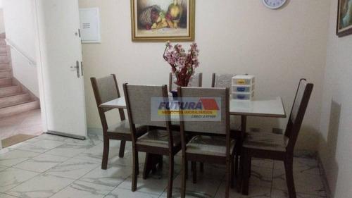 Imagem 1 de 28 de Apartamento Com 2 Dormitórios Para Alugar, 65 M² Por R$ 2.000,00/mês - Itararé - São Vicente/sp - Ap2466