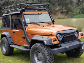 Jeep Wrangler Se 4x4 2001