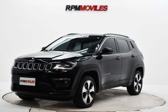 Jeep Compas Longitude 4x4 At 2018 Rpm Moviles