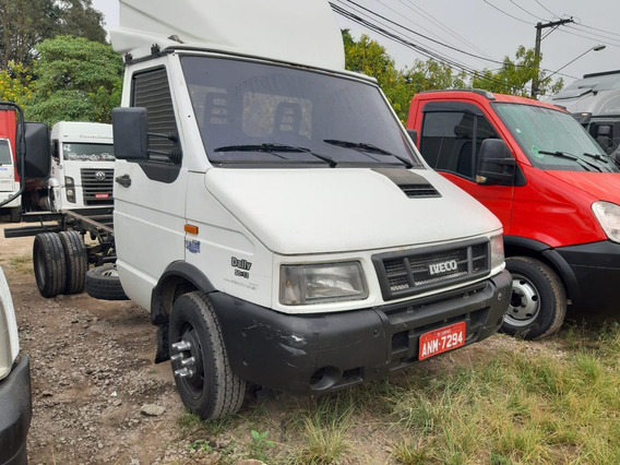 Iveco Daily 5013 Ano 2006 Chassi
