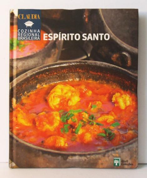 Livro Cozinha Regional Brasileira Espirito Santo - Capixaba