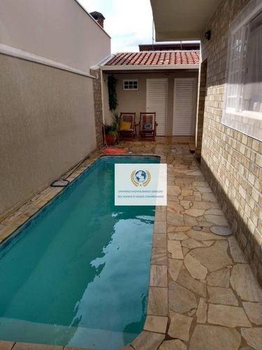 Imagem 1 de 23 de Casa Com 3 Dormitórios À Venda Por R$ 920.000,00 - Condomínio Okinawa - Paulínia/sp - Ca1406