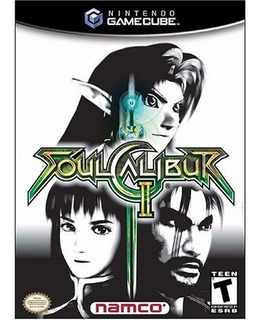 Juegos,soul Calibur Ii - Gamecube..