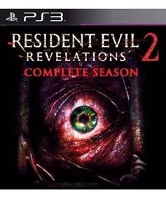 Resident Evil Revelations 2 Completo Psn Cod Ps3