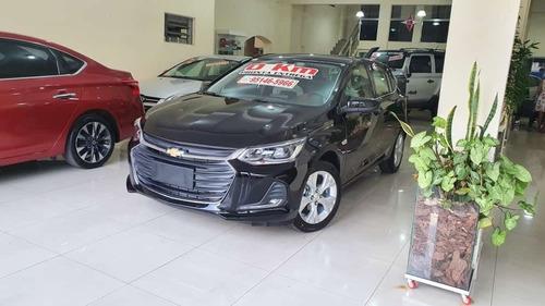 Chevrolet Onix Premier Turbo Automático 0km Pronta Entrega!!