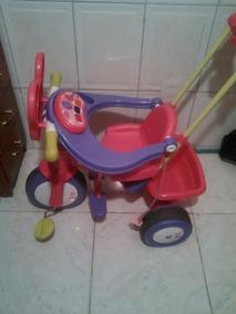 Triciclo - Minnie Mouse Bow-tique Da New Toys