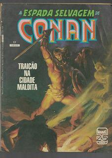 Conan: Lote De 5 Revistas Hq
