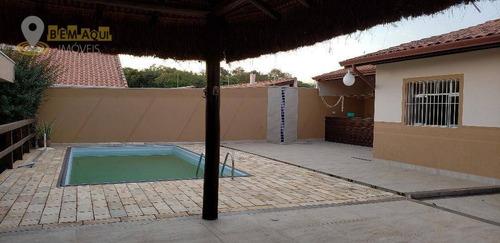 Imagem 1 de 26 de Casa Residencial À Venda, Alto Das Palmeiras, Itu. - Ca0662