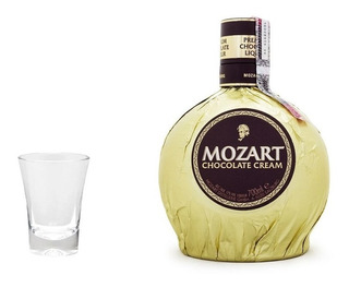 Licor Mozart Chocolate Cream - 700ml + Brinde + Nf