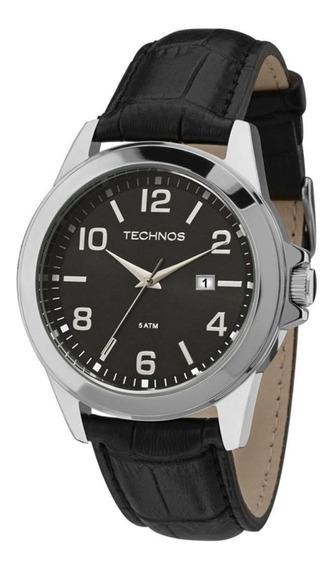 Relógio Technos Masculino Classic Steel 2115mlb/0p