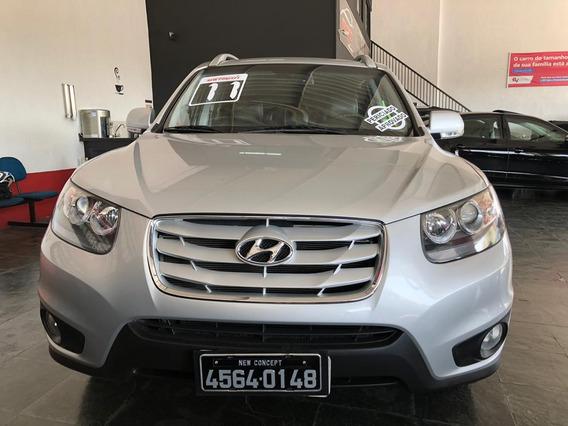 Hyundai Santa Fé 3.5 4 Wd 4p 5 Lugares Gasolina Automática