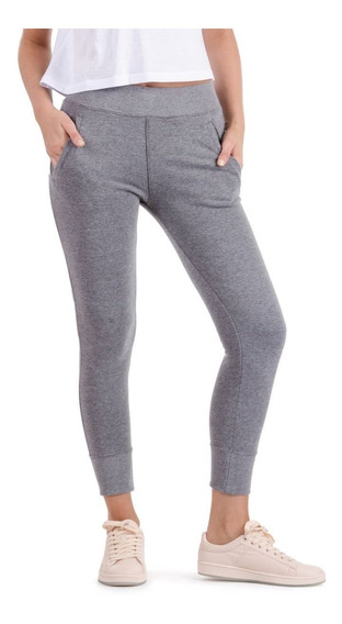 Pantalón De Mujer Topper Slim Urbano Gris