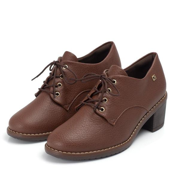 Sapato Preto Anabela Piccadilly Lançamento Calçado