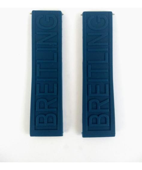 Pulseira Breitling Borracha Silicone 22-20