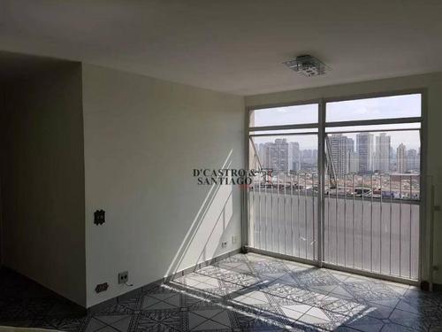 Imagem 1 de 11 de Apartamento À Venda, 92 M² Por R$ 400.000,00 - Mooca - São Paulo/sp - Ap0212