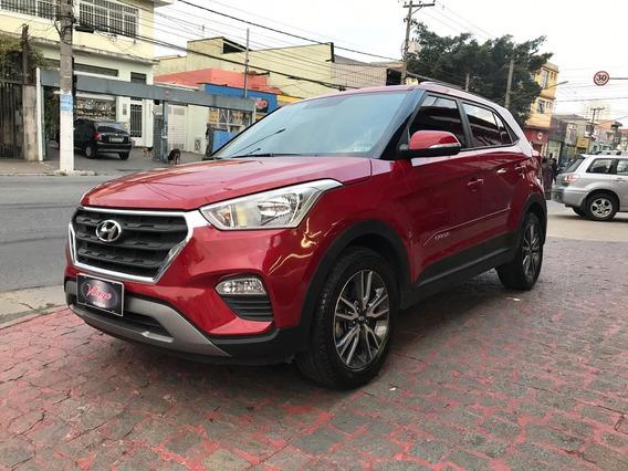 Hyundai Creta 1.6 Pulse Aut 2017 2018 Zero De Entrada