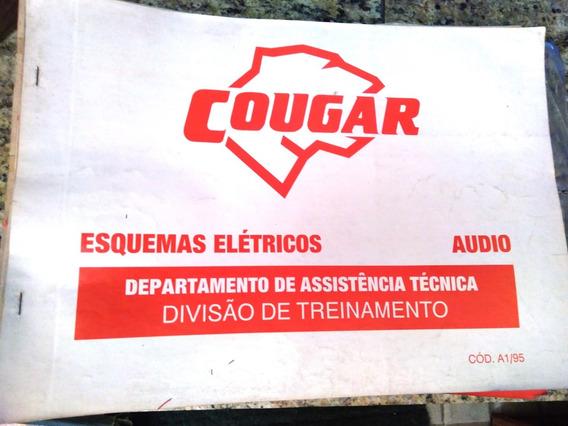 Esquema Elétrico Cougar Audio