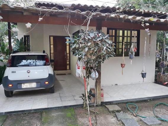 Casa Em Itaipu, Niterói/rj De 120m² 2 Quartos À Venda Por R$ 480.000,00 - Ca243839