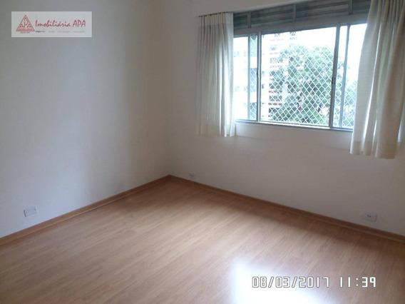 Apartamento Com 2 Dormitórios Para Alugar, 119 M² Por R$ 2.300,00/mês - Barra Funda - São Paulo/sp - Ap0735