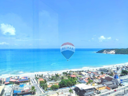 Imagem 1 de 15 de Lindíssima Cobertura Com Vista Para A Praia De Ponta Negra Para Alugar - Natal/rn - Co0002