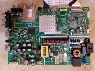 Placa Main Hitachi Cdh-le32fd18. Ver Video.