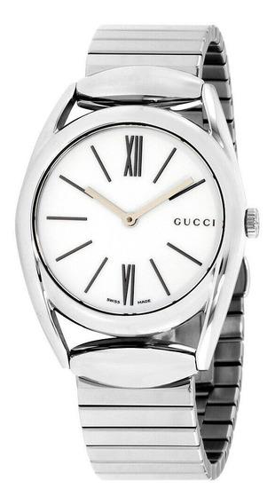 Relógio Feminino Gucci Ya140405 Aço Inoxidável