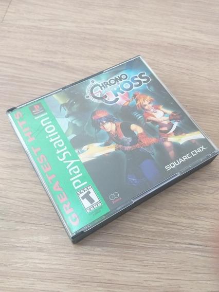 Chrono Cross Original Para Ps1