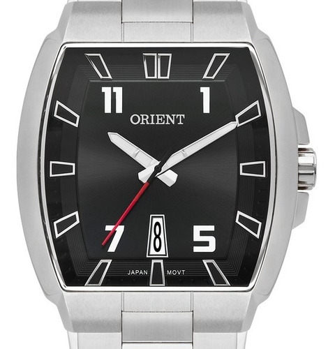Imagem 1 de 3 de Relógio Orient Masculino Original Mbss1196a Pasx