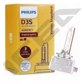 Lâmpada Xenon D3s Philips (reposição)