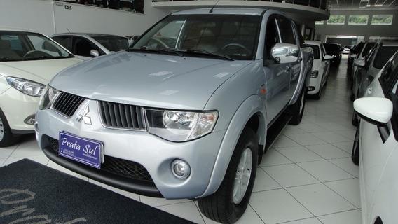 L200 Triton Hpe 3.2 Diesel 4x4 Aut 2010 Unico Dono,periciada