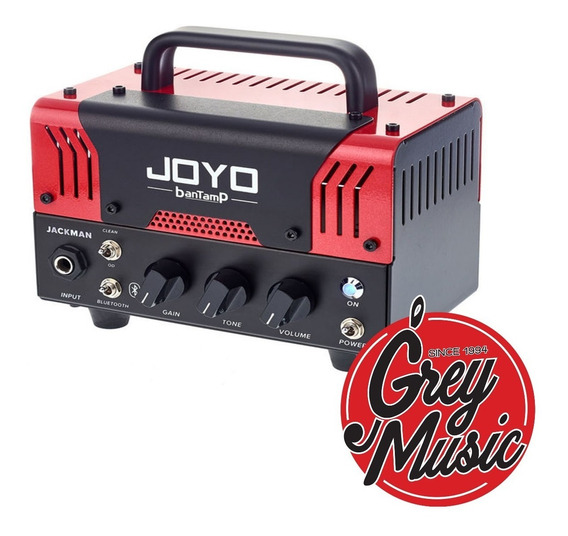 Cabezal Joyo Jackman Bantamp Mini Pre Valvular Guitarra 20w