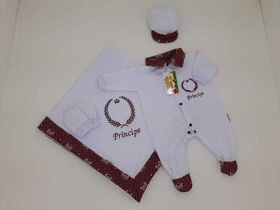 Kit Saida De Maternidade Principe Princesa Preço De Fabrica