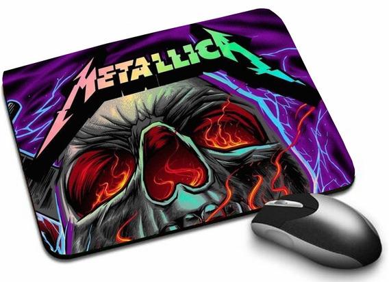 Mousepad Banda Rock Metallica
